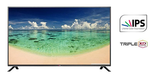 Tivi LED LG 43inch 43LF540T Full HD (Đen)