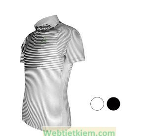 Áo thể thao Alien Armour Irona II Magical Stripes Polo A064