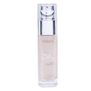 Phấn nền mịn da dạng lỏng L'Oreal Paris True Match Liquid Foundation F2 Rose Porcelain 30ml