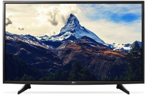 Tivi LED LG 43 inch Full HD - Model 43LH511T (Bạc)